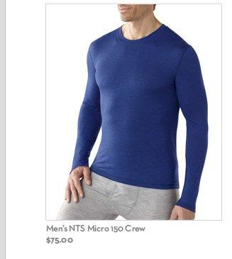 Men's NTS Micro 150 Crew