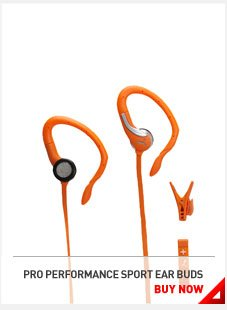 PRO PERFORMANCE SPORT EAR BUDS. BUY NOW›