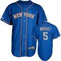 David Wright Jersey: Majestic #5 New York Mets Alternate Home Replica Jersey