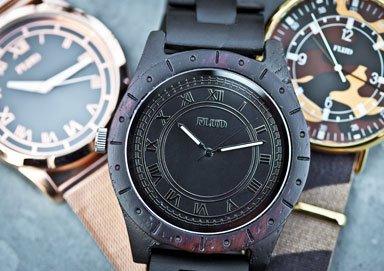 Shop Interchangeable Watches by Flud