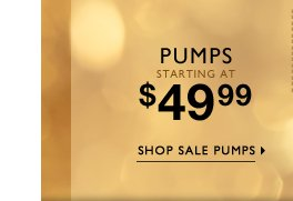 Click here to shop sale pumps