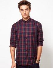 Selected Check Shirt