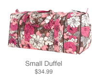 Small Duffel $34.99