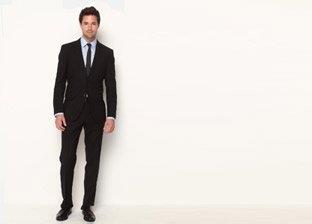 Men's Suit Shop: Hugo Boss, John Varvatos, Michael Kors