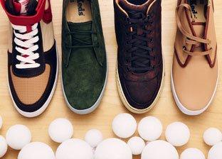 Men's Shoes: Gourmet, Pro-Keds, Keds, True Religion