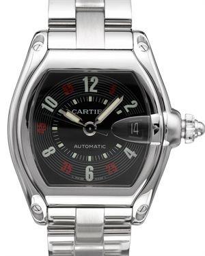 Cartier Roadster Stainless Steel Watch $3,299
