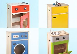 New Markdowns: Eco-Friendly Play Sets by Plan Toys