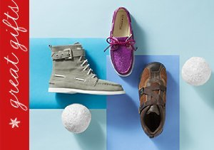 Sperry Top-Sider for Kids