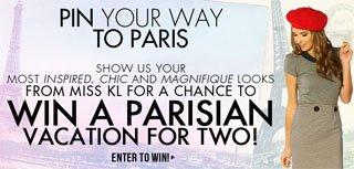 Paris Contest