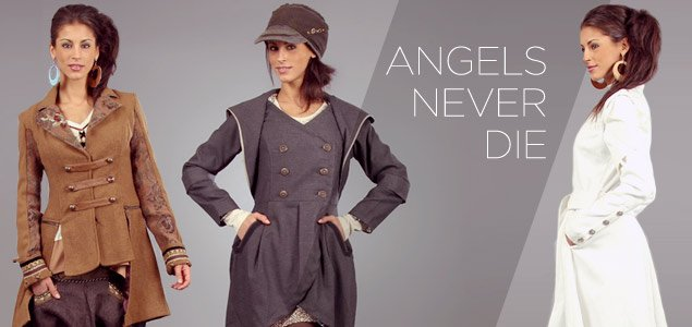 Angels Never Die, Winter Collection