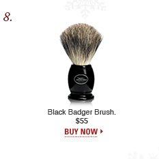 Black Badger Brush