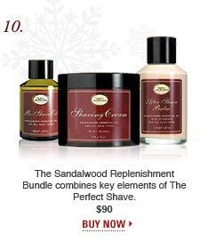 Sandalwood Replenishment Bundle