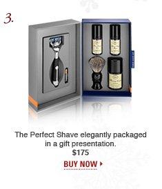 Power Shave Set - Unscented