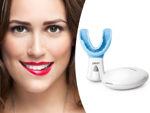 Not only will you have whiter teeth in five days, but this system won't leave your gums feeling extra sensitive.