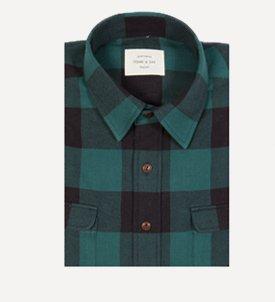 The Wayward Flannel Shirt