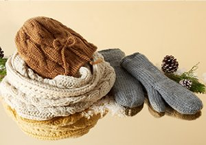 Give Warmth: Hat Attack & Buji Baja
