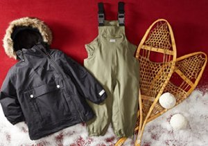 Wheat Outerwear for Kids