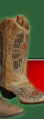 Corral Boot Image