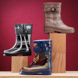 Splash Away: Kids' Rain Boots