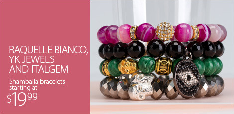 Raquelle Bianco, YK jewels & Italgem