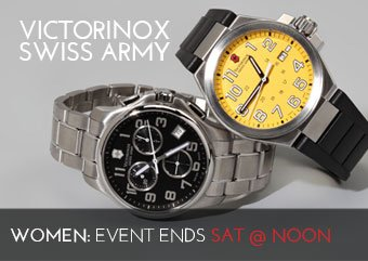 SWISS ARMY - Watches