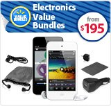 Electronics Value Bundles from $195