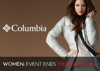 COLUMBIA WOMENS