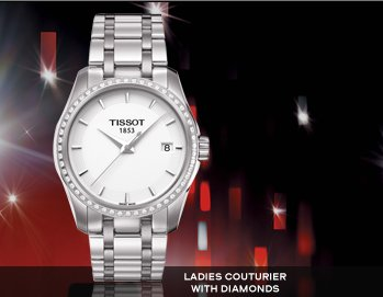 Ladies Couturier with Diamonds