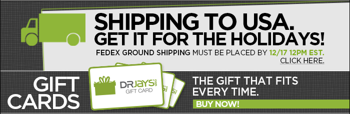 DrJays.com Take 80% Off The Holiday Shop With Promo Code.