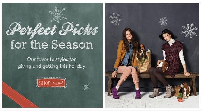 Perfect Picks for the Season