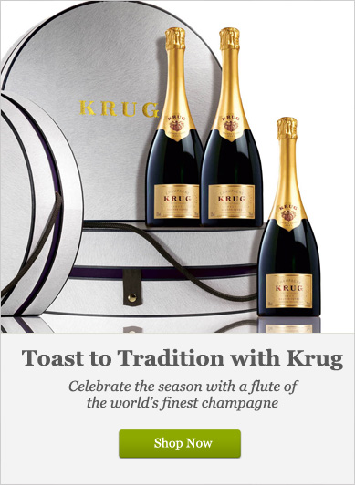 Toast to Tradition with Krug - Shop Now
