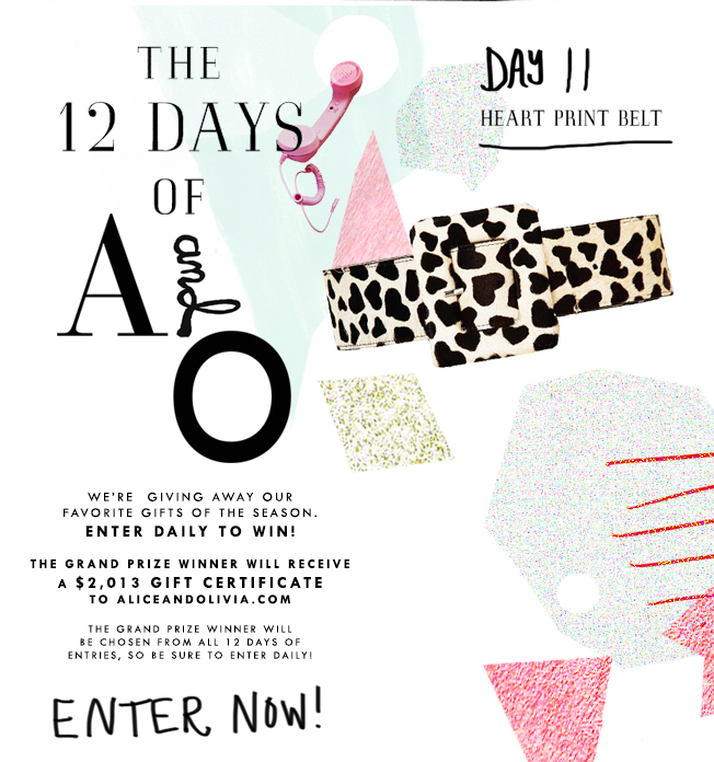 12 Days of A+O