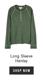 Long Sleeve Henley