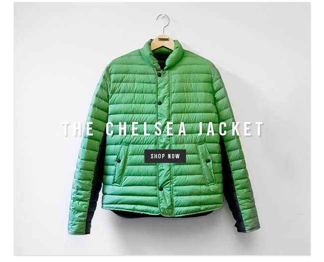 the chelsea jacket