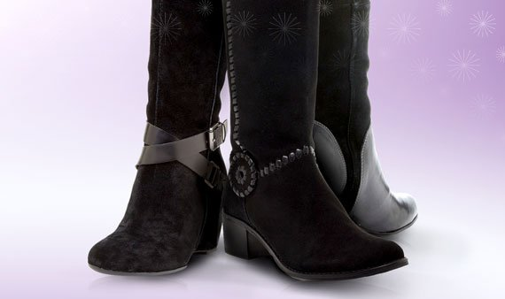 The Perfect Black Boot - Visit Event