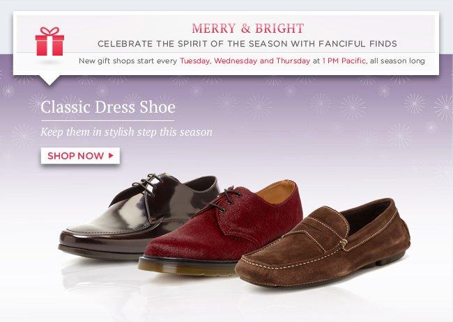 Shop The Classic Dress Shoe