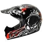 SMS Tempo MX Timeless Black Helmet