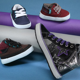 Classic Kicks: Kids' Shoes