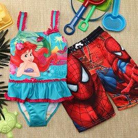 Surf & Sand: Kids' Swimwear