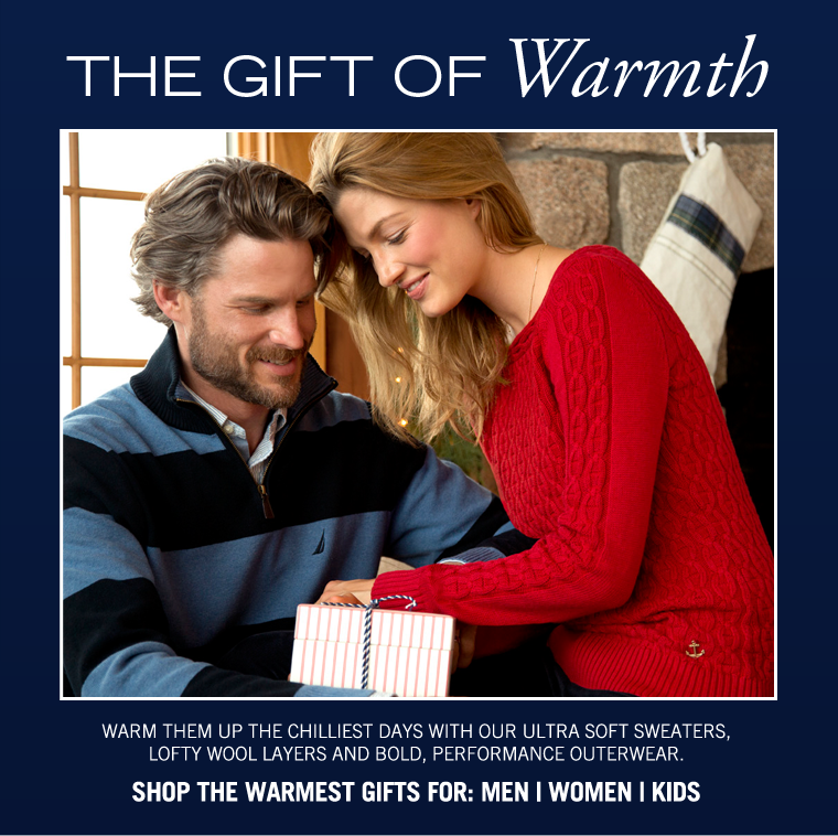 The Gift of WARMTH