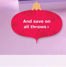 And save on all throws