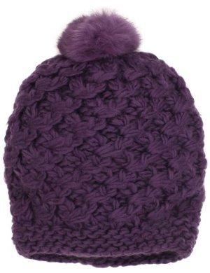 Vince Camuto <br/>Crochet Edge Slouchy Beanie