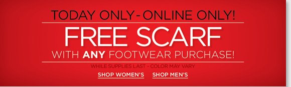 Shop great styles from your #1 Dansko source and give the gift of all-day comfort! From clogs to boots, dress styles and more, we have all of your favorite styles! Enjoy a FREE Scarf with any footwear purchase online only, today only.* Shop now for the best selection at The Walking Company.