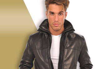Men's Shop Arturo Leather Jackets
