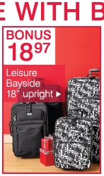 $18.97 Leisure Bayside 18-inch upright