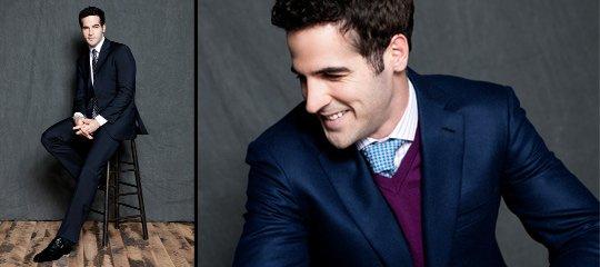 His Luxe Suit:Ermenegildo Zegna & More