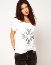 A Question Of Guns Organic Cotton T Shirt