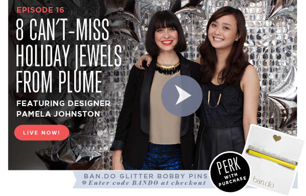 8 Can't-Miss Holiday Jewels From Plume