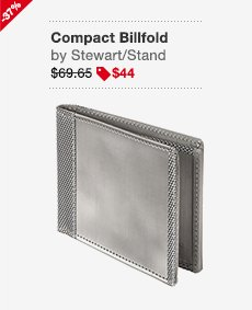 Compact Billfold With ID Window Image