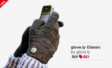 glove.ly Classic Image